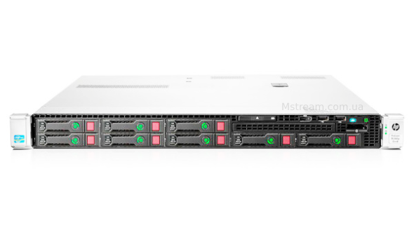Купить Сервер HP ProLiant DL360p Gen8 1U 8SFF (E5-2640) USED