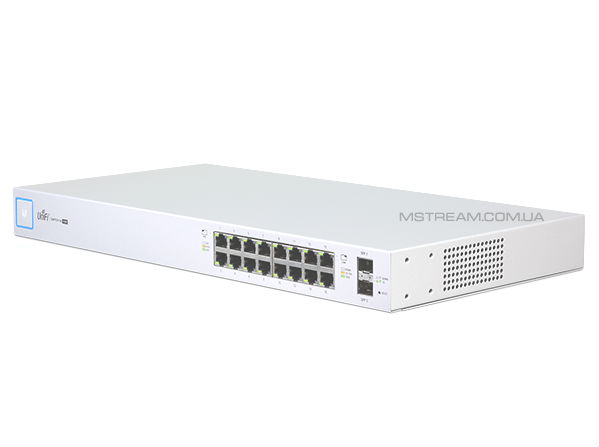Купить UniFi Switch US-16-150W Ubiquiti