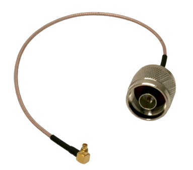 Купить Wii-fi pigtail cable MMCX N-type male