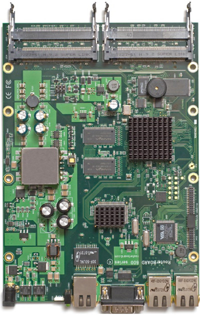 Купить Маршрутизатор RouterBoard 600A Mikrotik