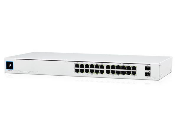 Купить UniFi Switch 24 PoE Gen2 Ubiquiti