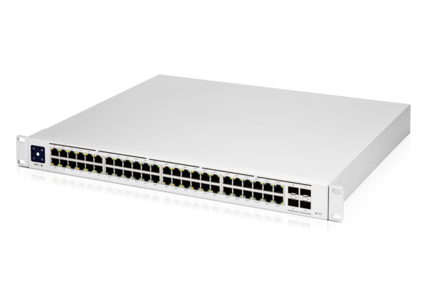 Купить UniFi Switch PRO 48 PoE Gen2 Ubiquiti