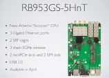 Купить RouterBoard RB953GS-5HnT Mikrotik