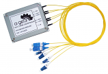 Купить A-GEAR Multiplexer CWDM OADM2 (add/drop) (A1510-D1550 D1570-A1530)