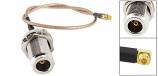 Купить Wii-fi pigtail cable MMCX N-type female