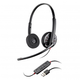 Купить Plantronics Blackwire C320-M