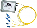 Купить A-GEAR Multiplexer CWDM OADM1 (add/drop) (A1490-D1590)