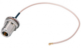 Купить Wii-fi pigtail cable UFL N-type female