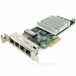 Купить HP 539931-001 NC375T PCI EXPRESS QUAD PORT GIGABIT NETWORK CARD USED